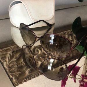 Tom Ford sunglasses women's well kept